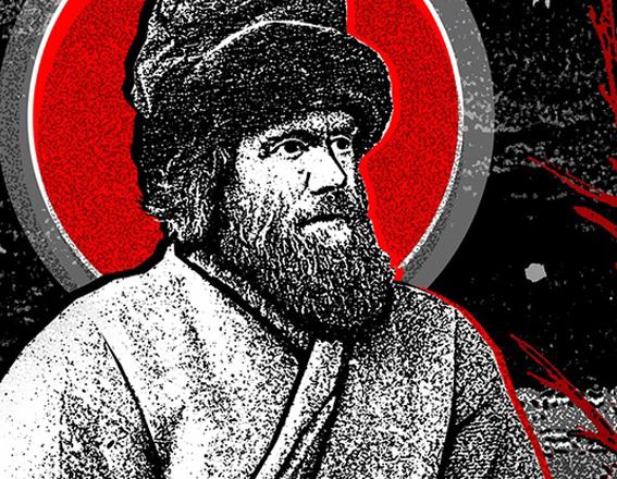 «Мерянская Троица» на Шемякиной горе. Андрей Мерянин.